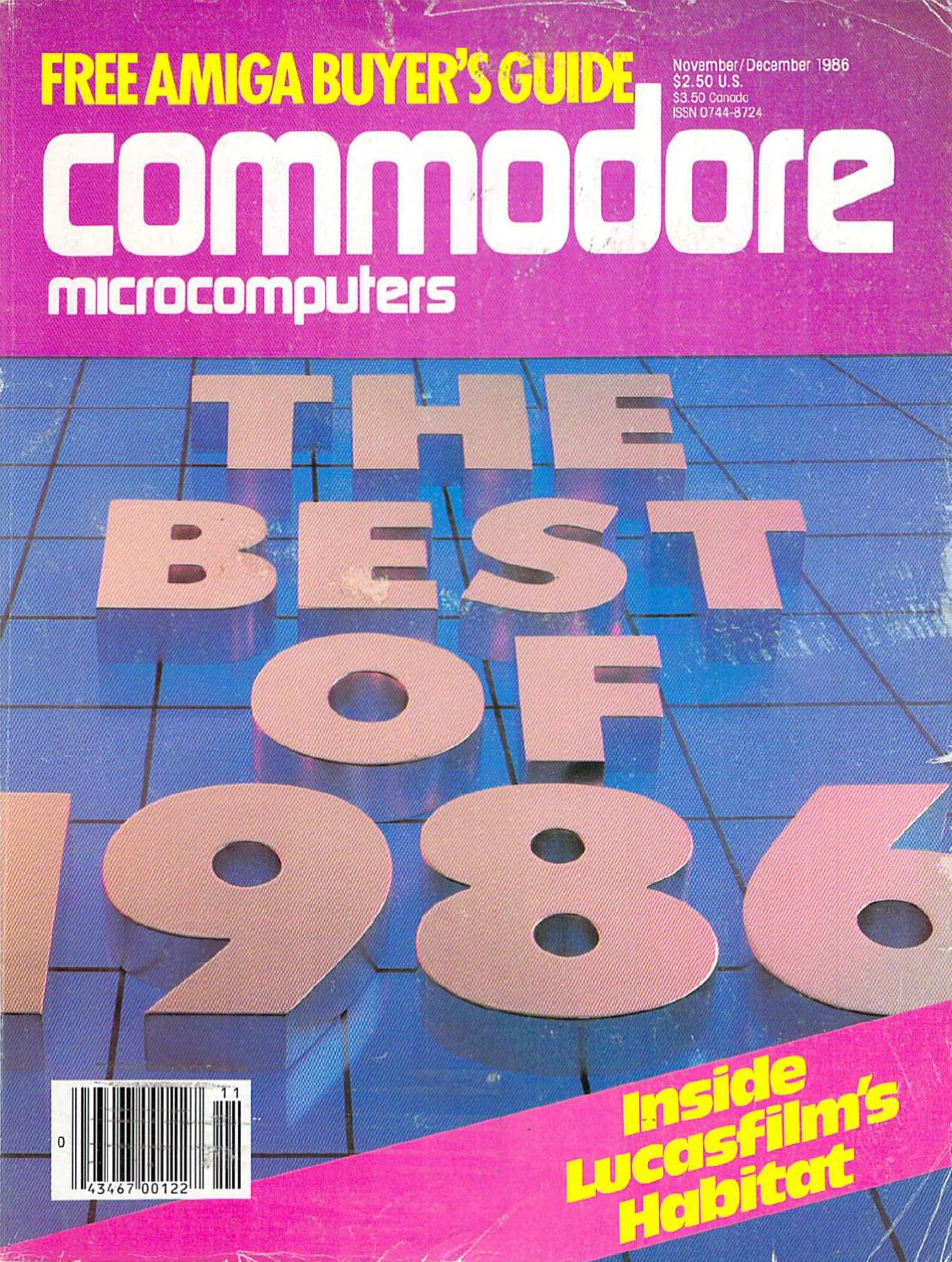 Commodore_MicroComputer_Issue_44_1986_Nov_Dec by Zetmoon - issuu on