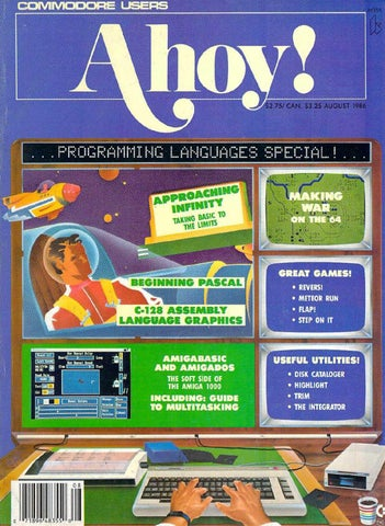 6e3ca5cc964 Ahoy Issue 32 1986 Aug by Zetmoon - issuu