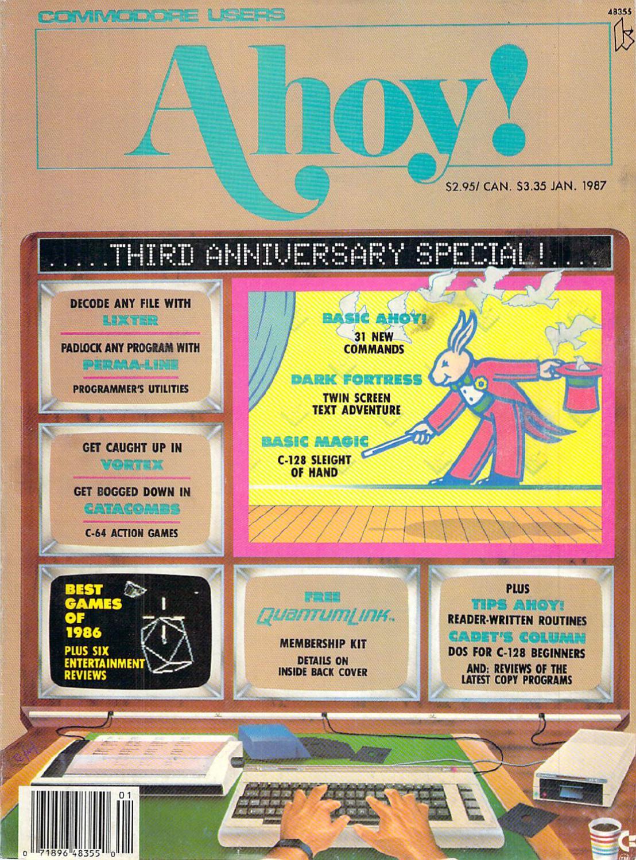 Ahoy Issue 37 1987 Jan By Zetmoon Issuu Cub Cadet 7264 Wiring Diagram