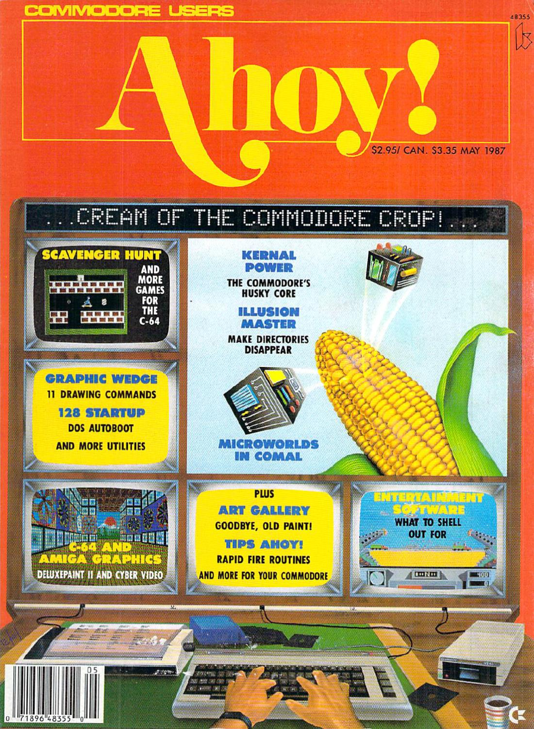 Ahoy Issue 41 1987 May By Zetmoon Issuu Electrical Lamp Circuit Experiment Stock Image C018 0076 Enlarged
