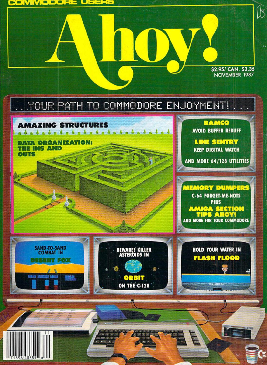 Ahoy Issue 47 1987 Nov By Zetmoon Issuu Electronics Forum Gt Solved Proteus Circuit Simulation