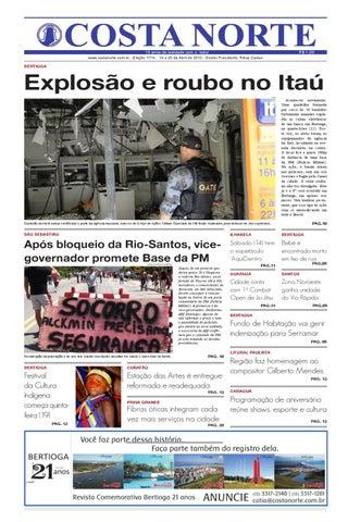 Jornal Costa Norte by Costa Norte - issuu fd61908b4a526