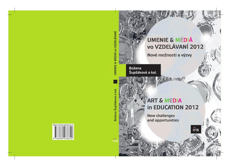 6649c52af art & media in education by Supsakova Bozena - issuu