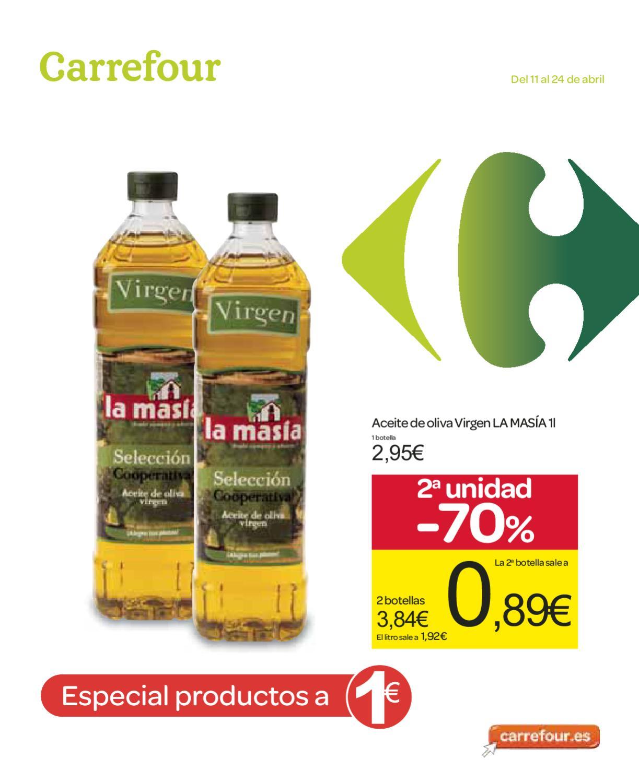 Carrefour Catalogo Folleto Hipermercado Aragon 24 Abril 2012 By  ~ Pinzas Sujeta Sabanas Carrefour