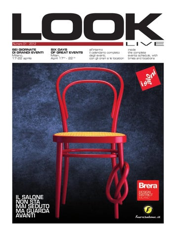 9a275ae0aa Look Live Salone del Mobile by Valeria Marcato - issuu
