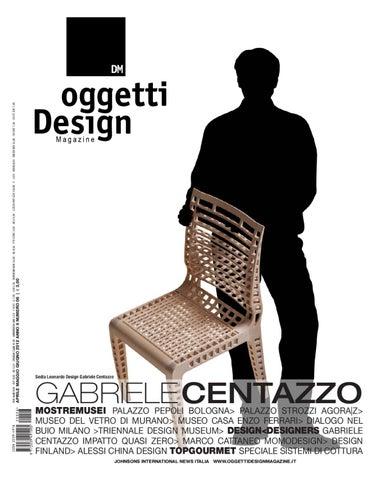 Dm Oggetti Design Magazine N6 By Boardtv Johnson Web Srl Issuu
