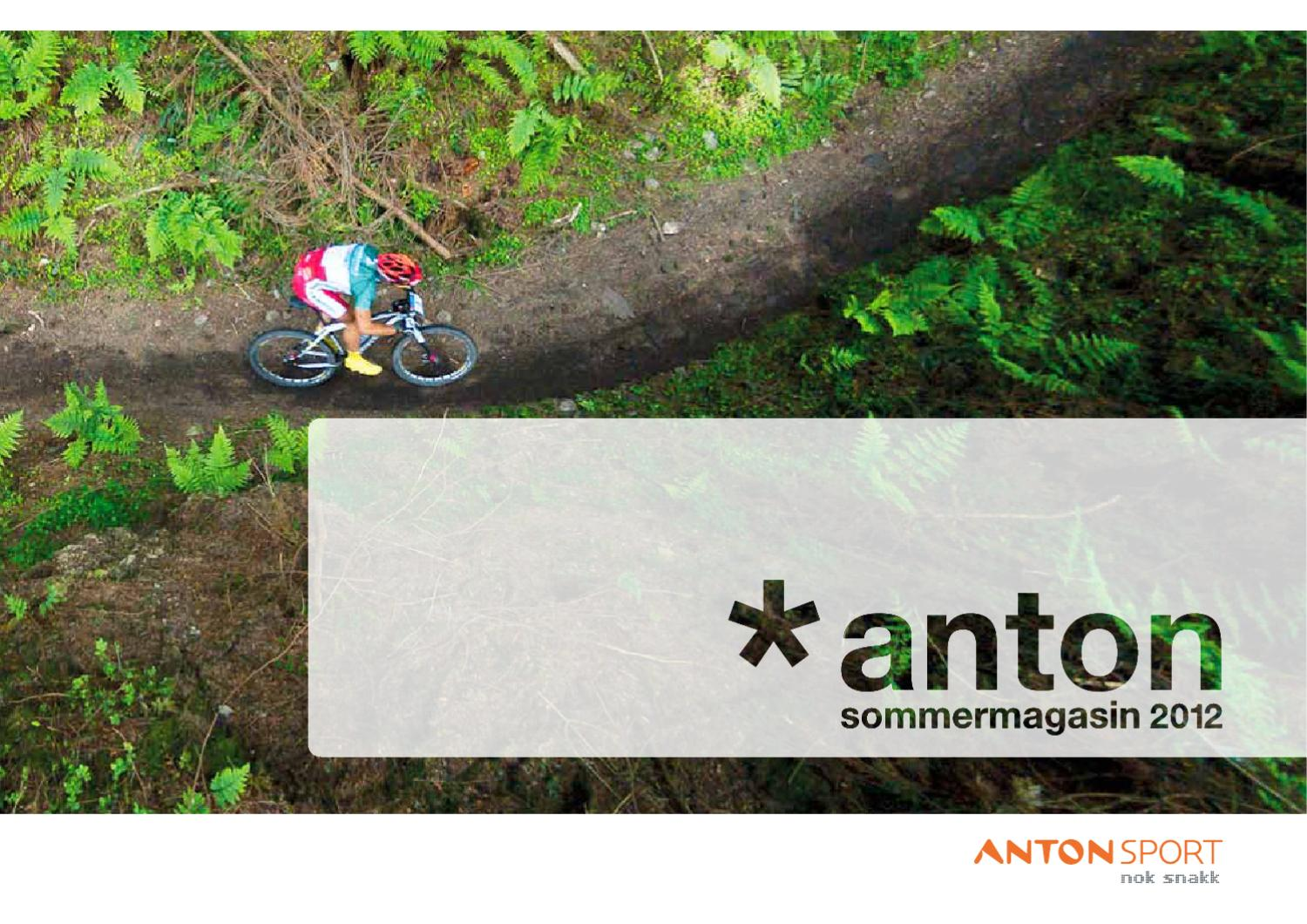 7c7bf44e24e Anton Sport Sommermagasin 2012 by INK DESIGN - issuu