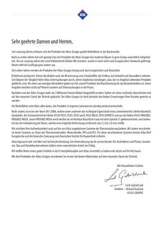 Klebemörtel 2 In 1 SchöN Atlas Hoter U