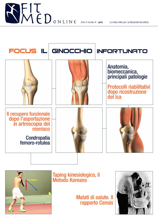 Dolore al ginocchio (gonalgia): cause, sintomi, soluzioni