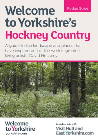 Yorkshire Festival programme brochure by Welcome to Yorkshire - issuu