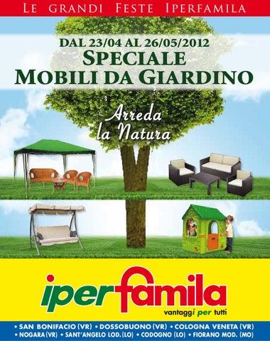 Mobili Da Giardino Iper.Famila 79718 L0 F123 04 Vol Speciale Mobili Giardi By