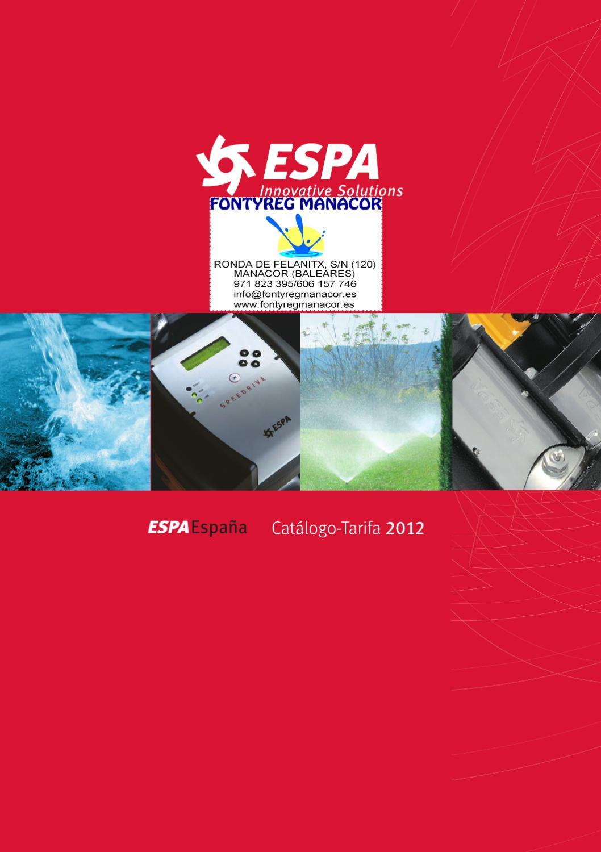 ESPA Aspri 15//4 M Kreiselpumpe Hauswasserwerk 3.000 l // 44 m Gartenpumpe