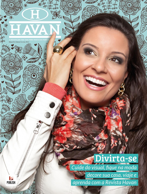 0a8ad3aa93 Revista Havan – Outono Inverno 2012 by Saulo Deboni - issuu