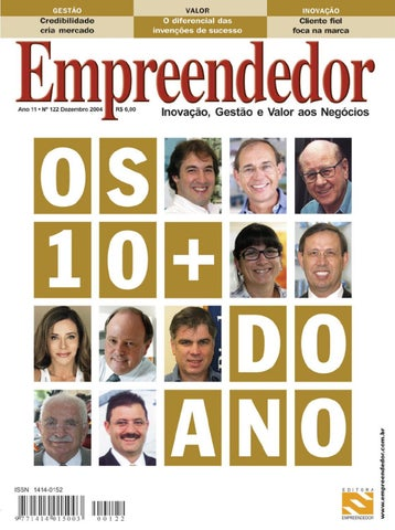 Empreendedor 122 by Editora Empreendedor - issuu 3bce5688e79