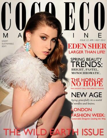 Eden Sher Modeling