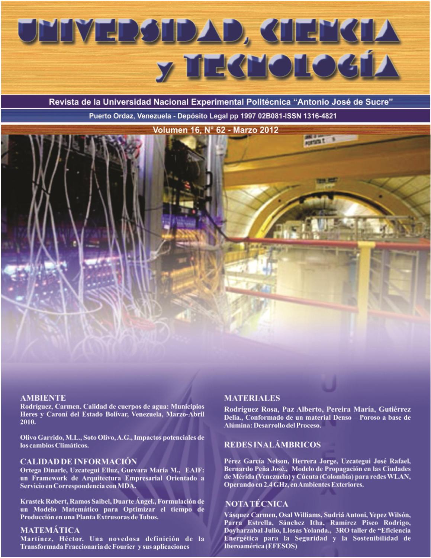 Revista UCT by unexpo postgrado - issuu