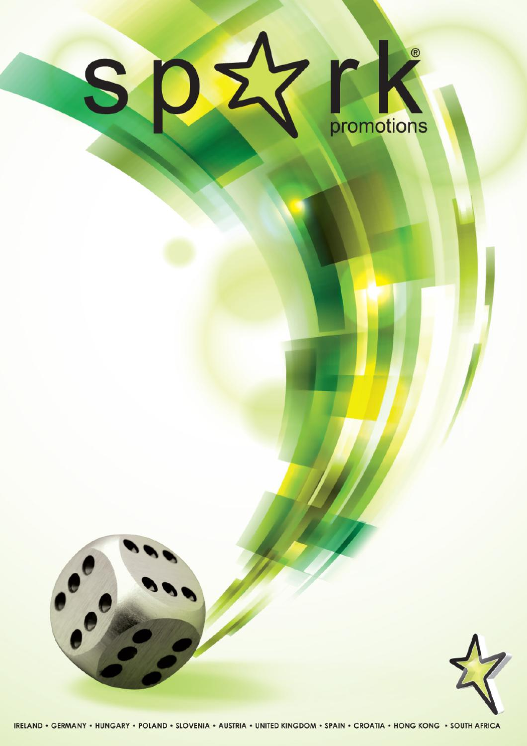Spark Promotions 2012 by Spark Promotions - issuu e2c60c2bbc