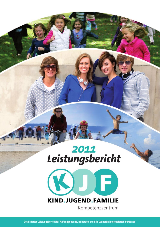 Leistungsbericht Kompetenzzentrum KJF 2011 by Thomas Furrer - issuu