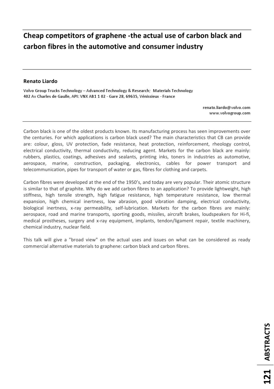 Graphene 2012 Abstract Book April 10-13, 2012 Brussels (Belgium)