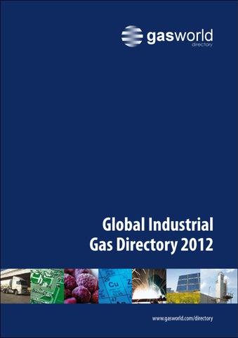 gasworld Directory 2012 by gasworld - issuu
