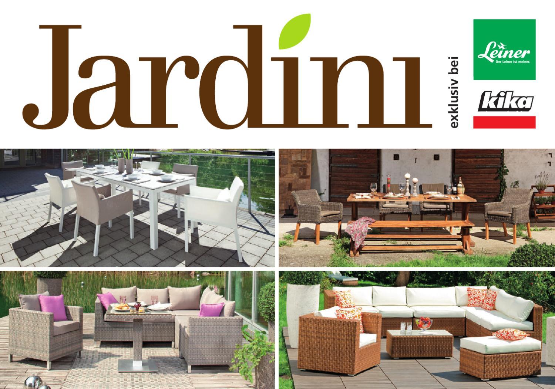 kika jardini gartenm bel by aktionsfinder gmbh issuu. Black Bedroom Furniture Sets. Home Design Ideas