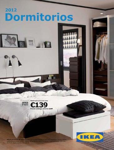 Catalogo ikea camas dormitorios by blanca espada issuu for Ikea catalogo camas