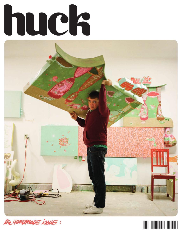 Huck Magazine The Handmade Issue Digital Edition By Tcolondon Issuu