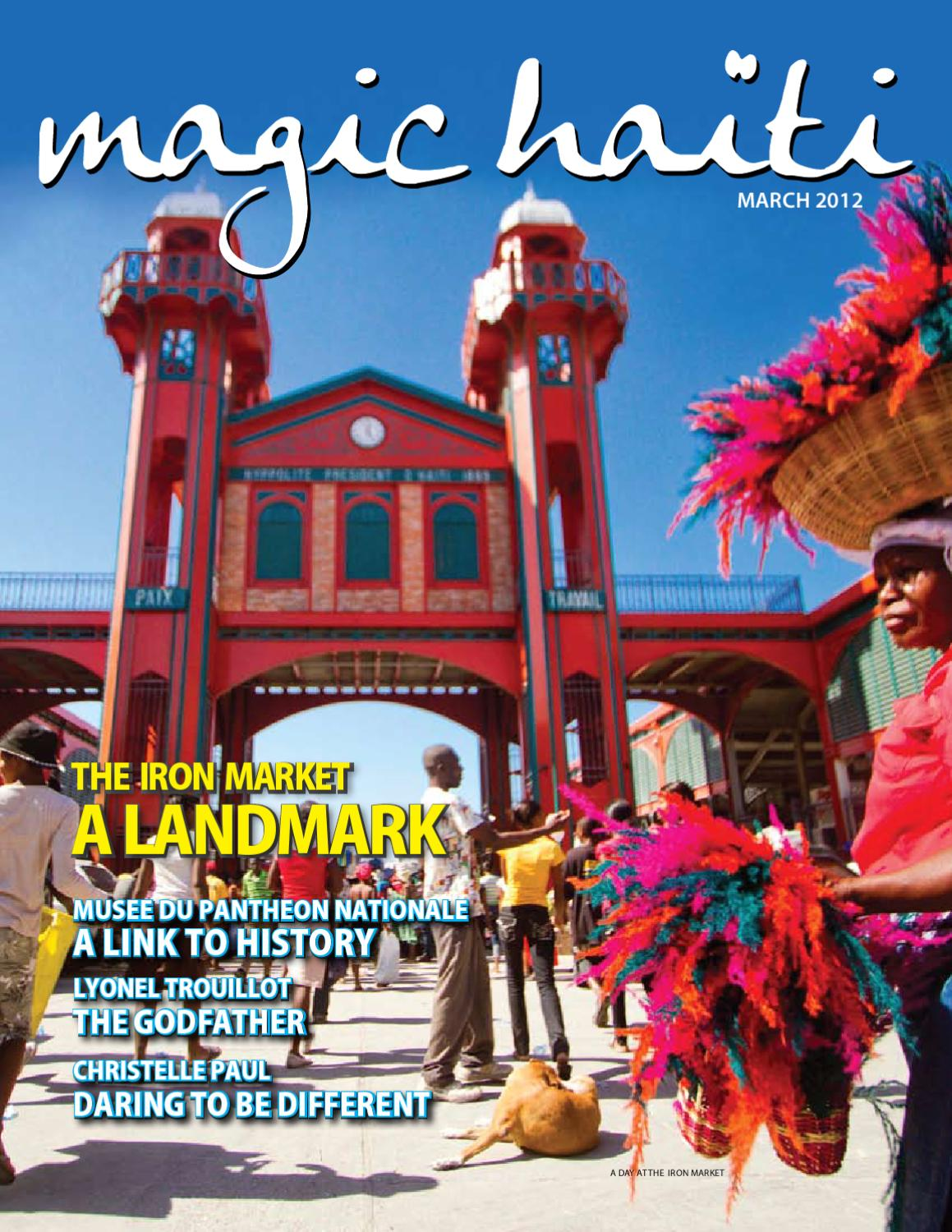 Dancing With Haitians At La Fete De >> Magic Haiti 7th Edition By Clarens Courtois Issuu