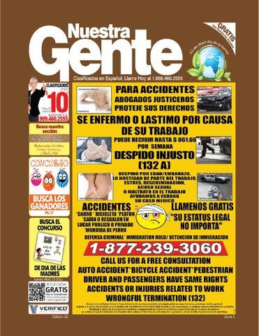 Nuestra Gente Edicion 16 Zona 1 by Nuestra Gente - issuu 2969eb4453b1
