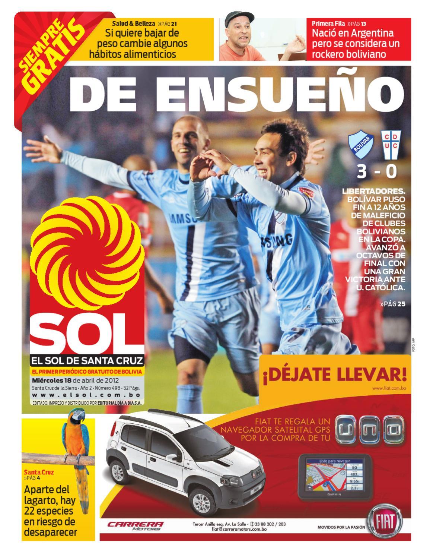 El Sol 18-04-12 by El Dia - issuu