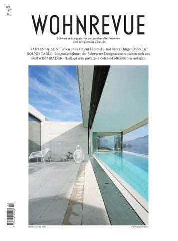 Designer Len Esstisch wohnrevue 03 12 by boll verlag issuu
