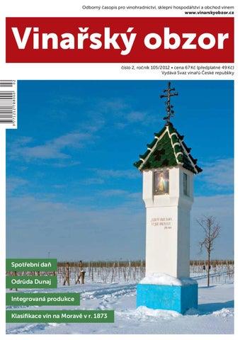 e7520115e Vinařský obzor 2012_02 by Časopis Vinařský obzor - issuu