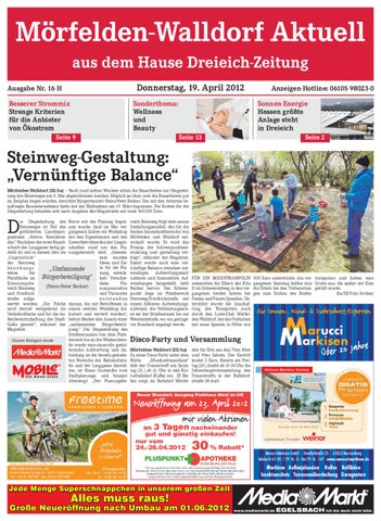 Frau aus Mörfelden-Walldorf