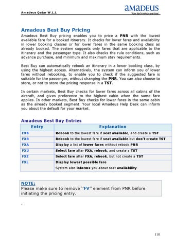amadeus training manual by amadeus qatar w l l issuu rh issuu com Best Buy Sales Training Best Buy Learning Lounge