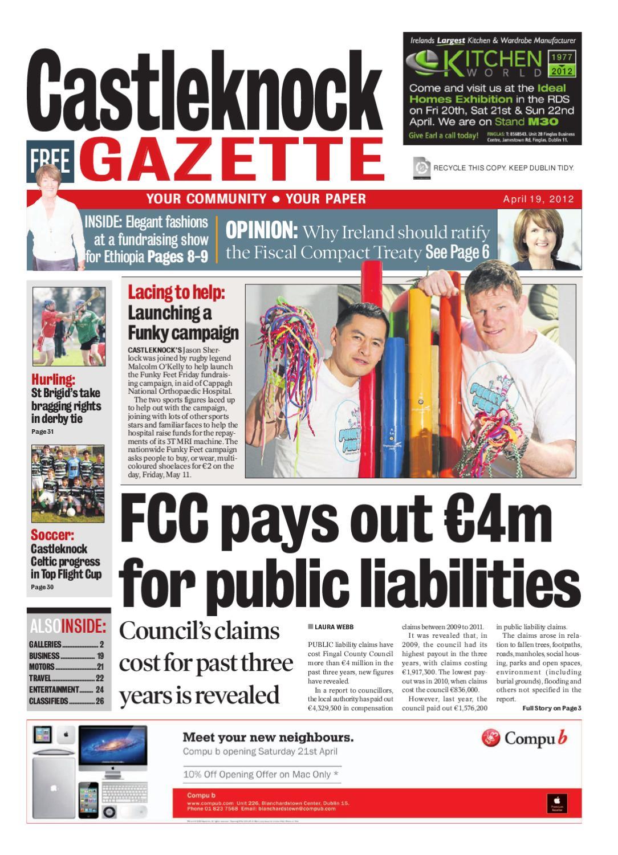 2ab083c01dd Castleknock by Dublin Gazette - issuu