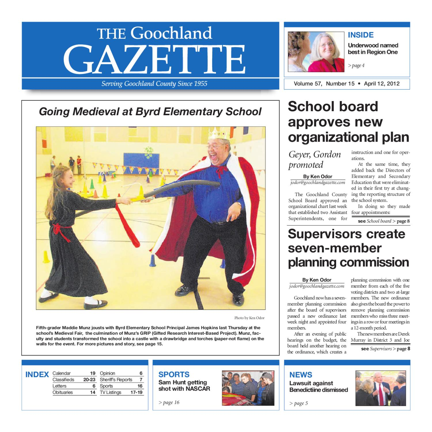 04122012 by goochland gazette issuu 1betcityfo Image collections