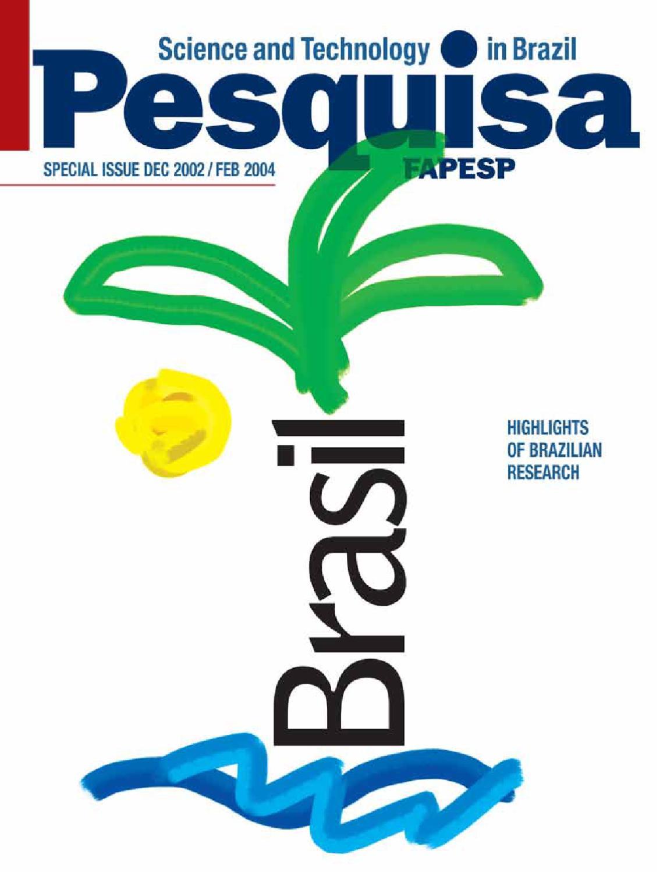 Special Issue 2002 - 2004 by Pesquisa Fapesp - issuu 29dedd0b74ec