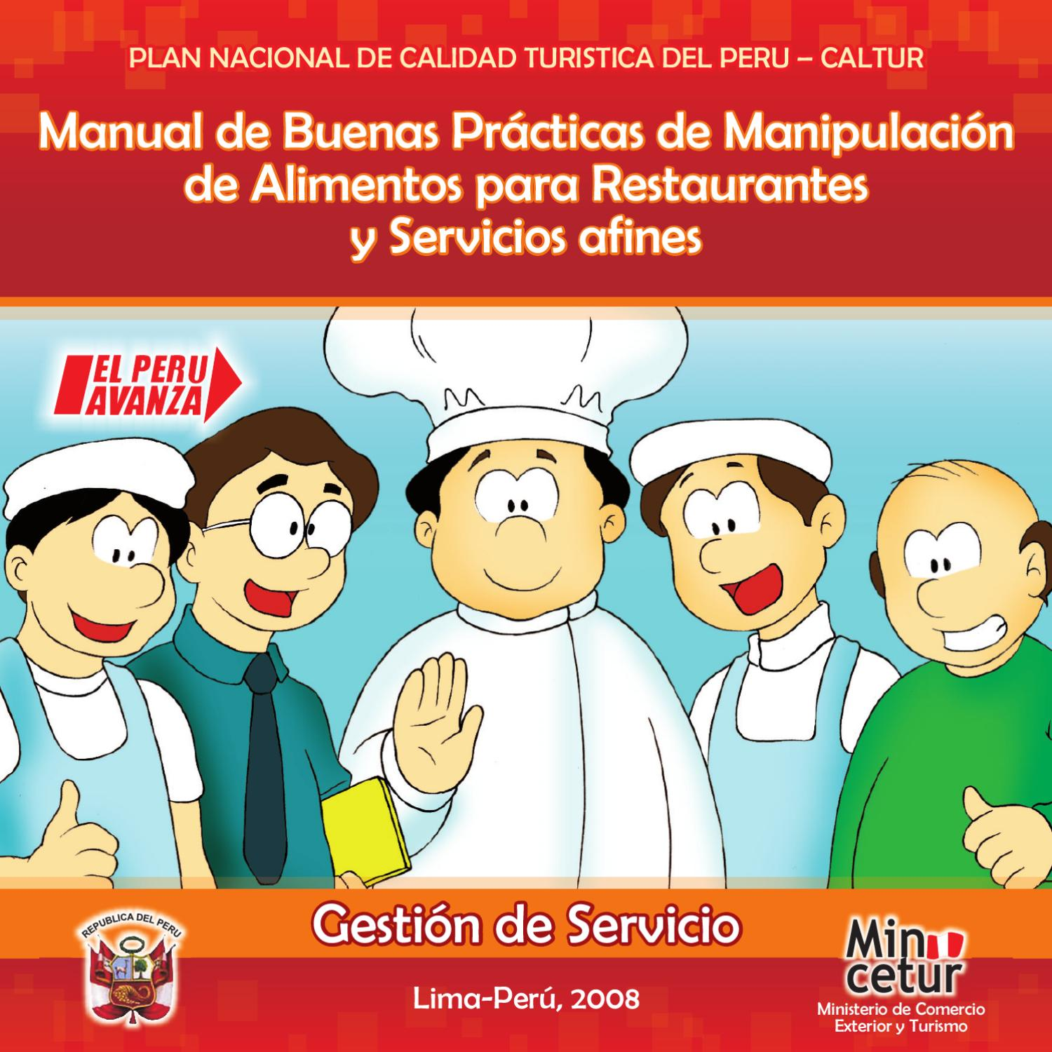 Manual bpm by egap hyma per issuu for Capacitacion para restaurantes pdf