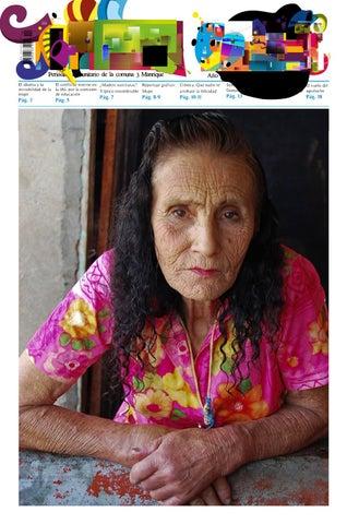 by mujer issuu Tinta 10 tinta edición Tres tres qww0It