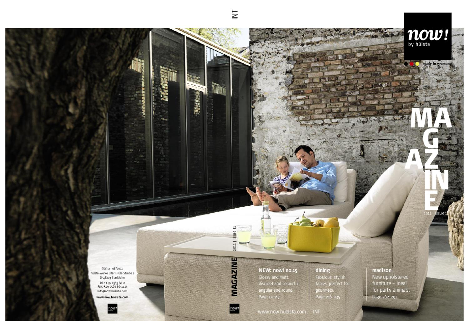 Hülsta Now Magazin Innoshop By Innoshophu Issuu