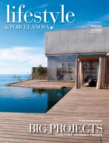 Lifestyle by porcelanosa issue 9