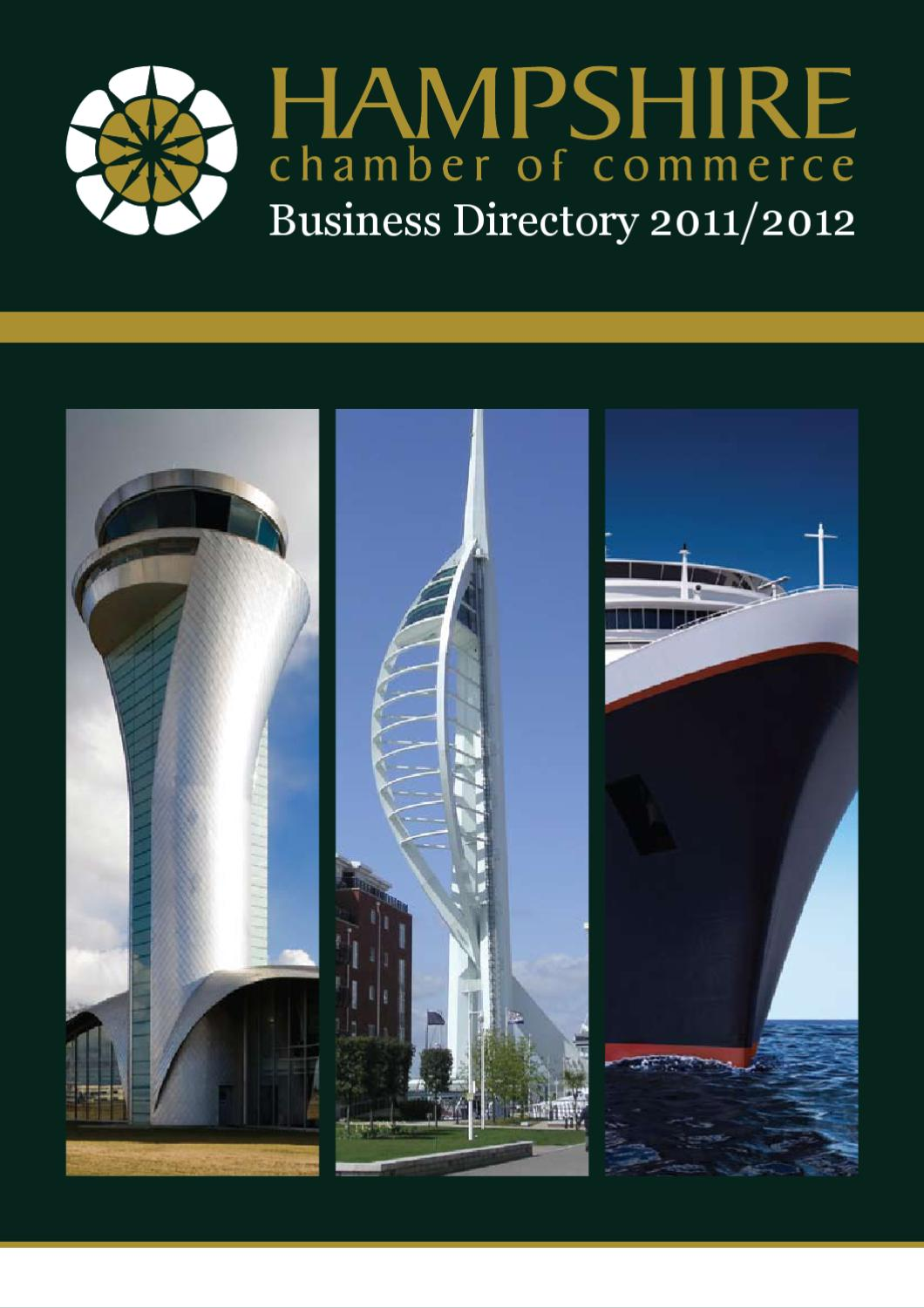 5a50ad7172e23c Hampshire Directory 2012 by Distinctive Publishing - issuu