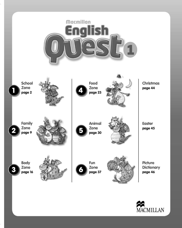 macmillan english quest 1 activity book by ondrej matuska issuu. Black Bedroom Furniture Sets. Home Design Ideas