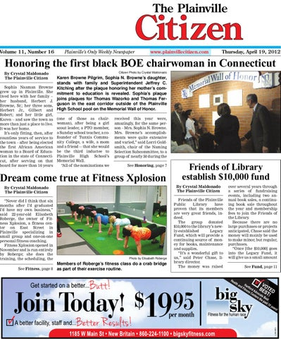 a69db5e47ae0e 4-19-2012 Plainville Citizen by Dan Champagne - issuu