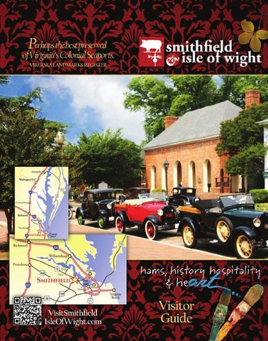 Smithfield Isle of Wight 2012 Visitors Guide by VistaGraphics - issuu