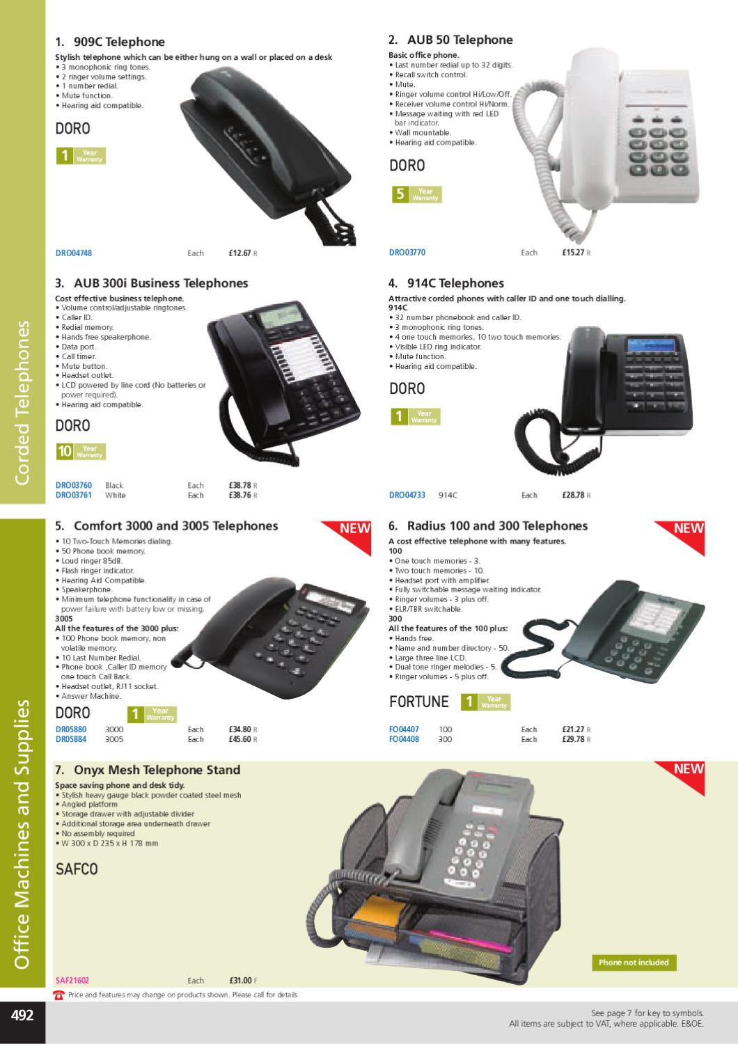 Springfield Office Solutions Directory 2012/13 Part 2 by