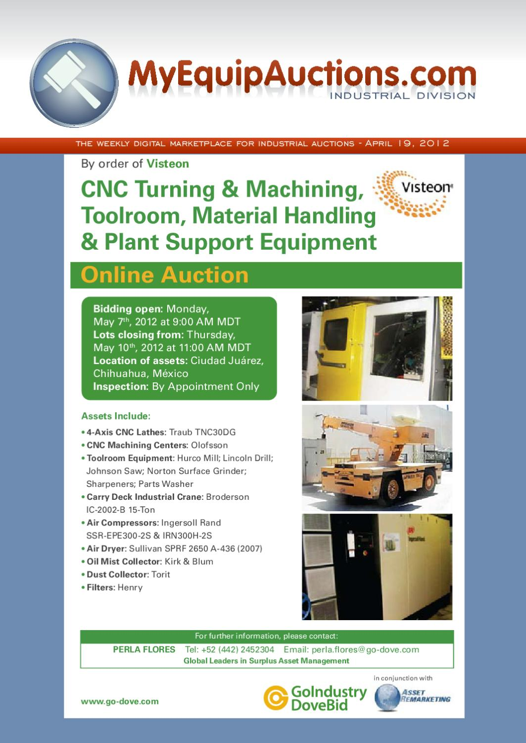 MyEquipAuctions - IMT - 4-19-12 by Heartland Communications