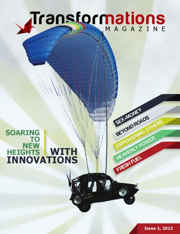 Transformations Magazine Issue 1 2012 by University of the