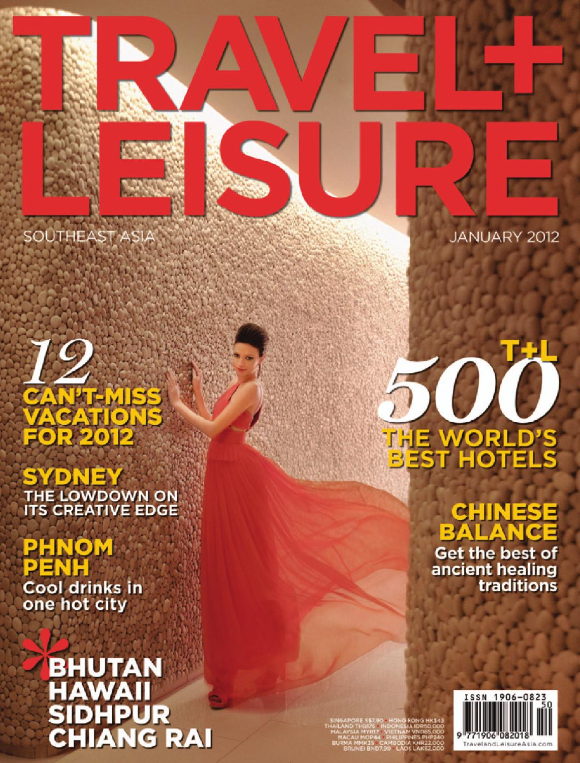 January 2012 by Travel Leisure Southeast Asia issuu