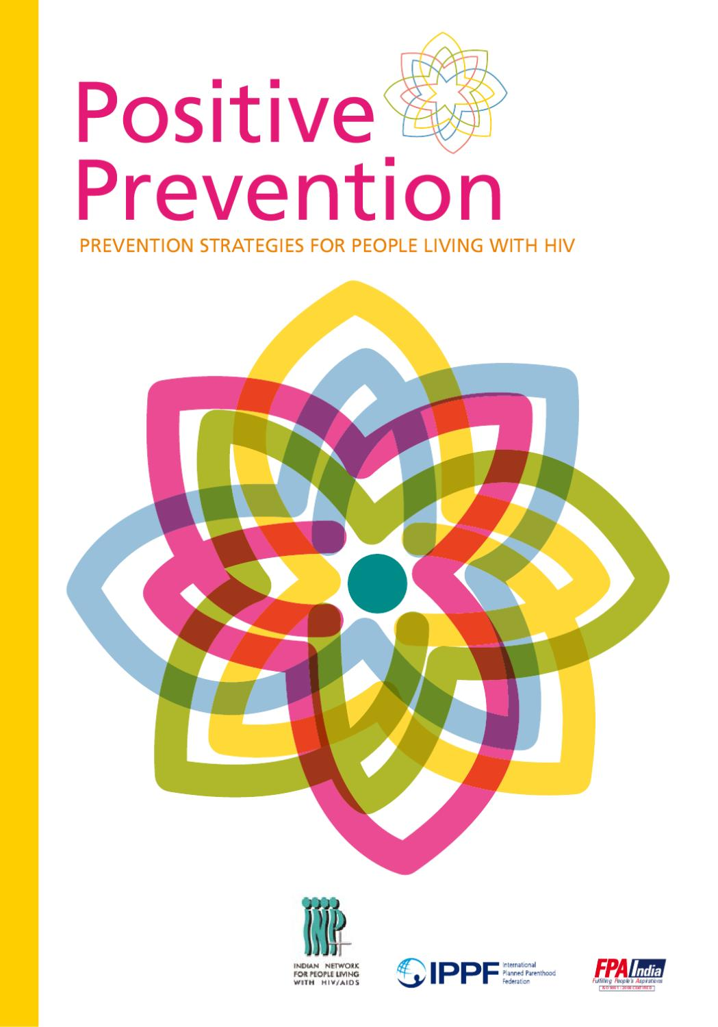 Positive_Prevention_for_People_Living_with_HIV by IPPF - issuu
